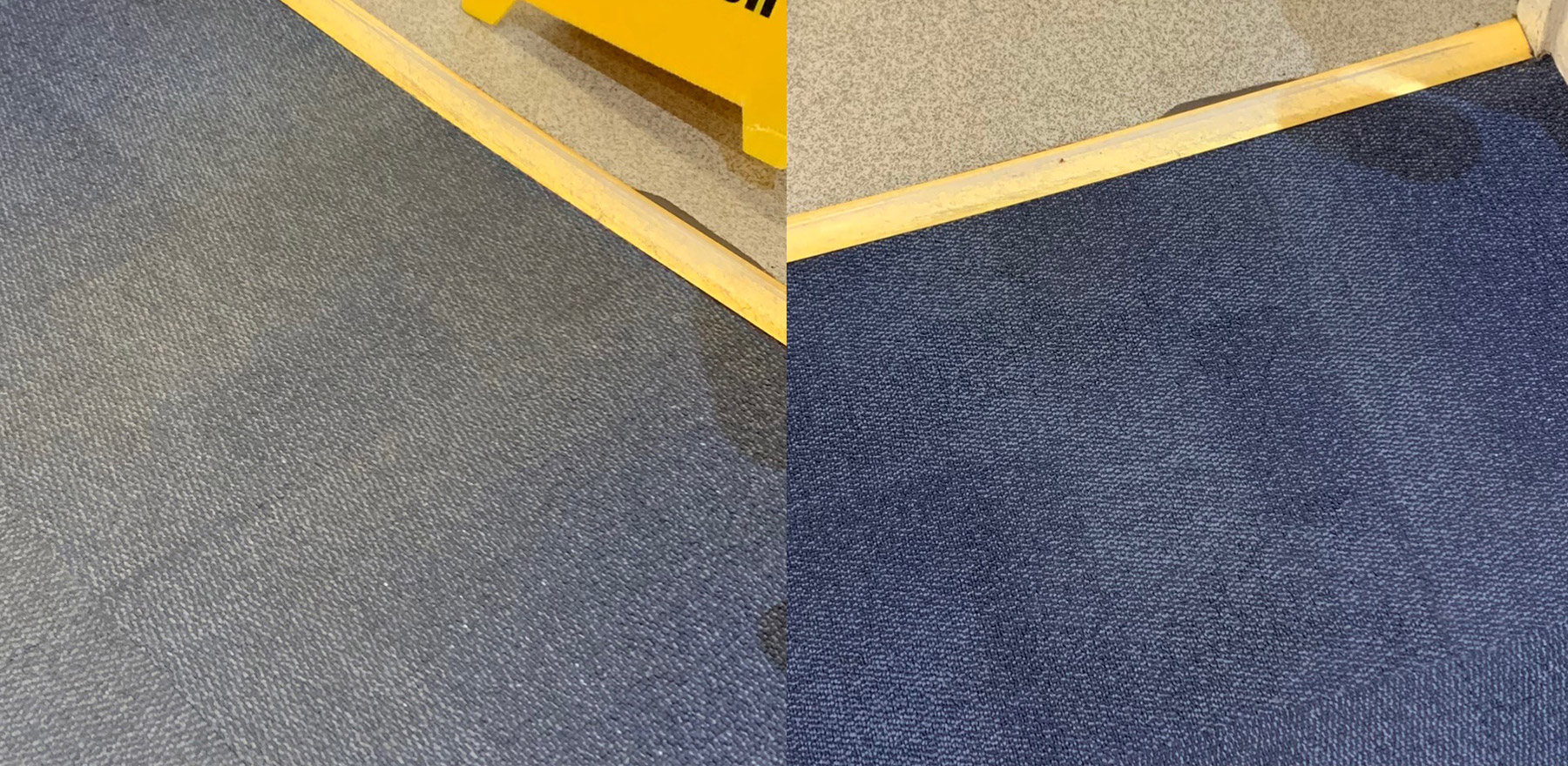 Storm carpet cleaning