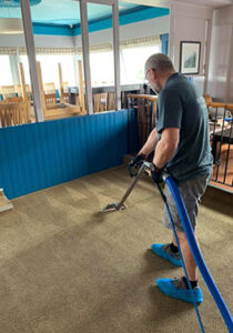 Storm Floor Care carpet cleaning