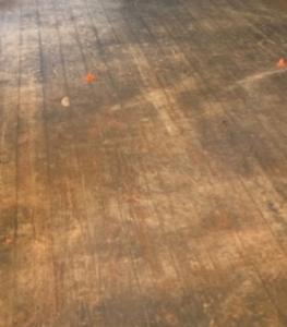 Wood floor care 1